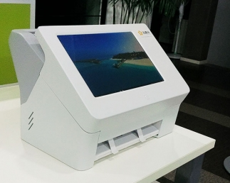 扫描一体机